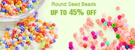 Round Seed Beads Up To 45% OFF