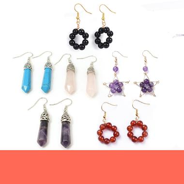 Gemtone Earrings