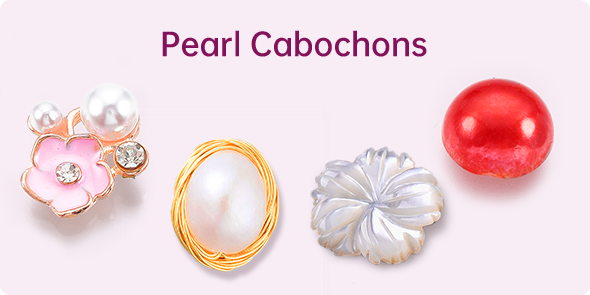 Pearl Cabochons
