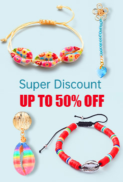 Super Discount Up To 50% OFF