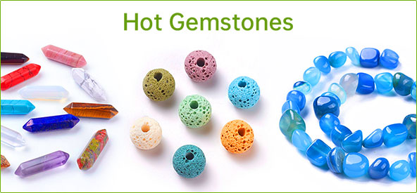 Hot Gemstones