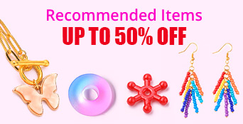 Recommended Items Up to 50% OFF