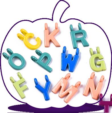 Alphabetic Fingdings