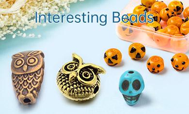 Interesting Beads